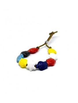 Bracciale Tartaruga Multicolor 4